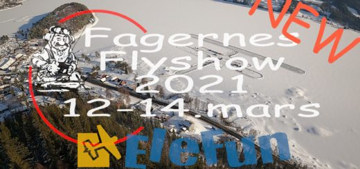 Fagernes Flyshow video 2021